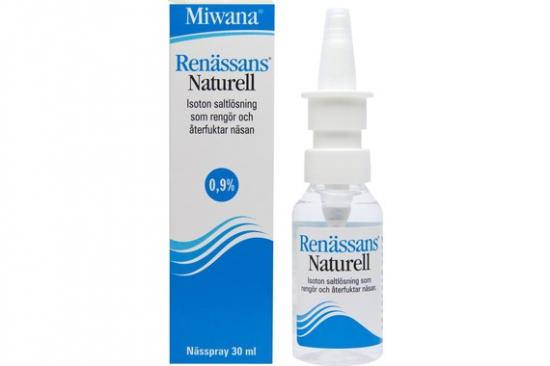 renässans nässpray aloe vera
