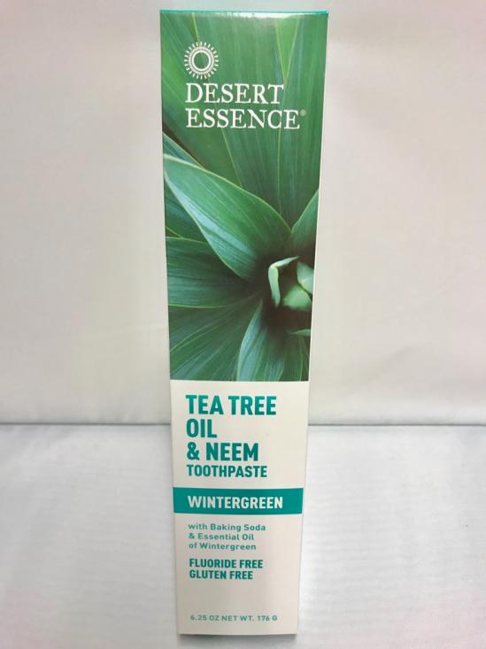 desert essence tandkräm
